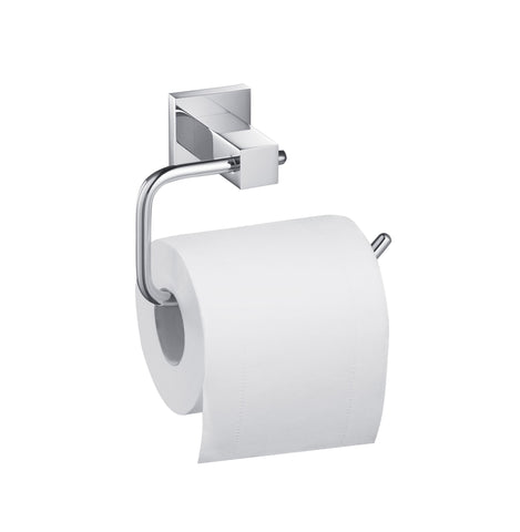 KIRI TOILET ROLL HOLDER - CHROME - Bathroom Clearance