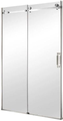 ARNARA 1500 FRAMELESS 2-PANEL SLIDING DOOR - Bathroom Clearance