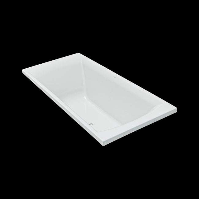 SAPPHIRE DROP-IN BATH SQUARE 1675W - Bathroom Clearance