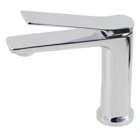MIA BASIN MIXER - CHROME - Bathroom Clearance
