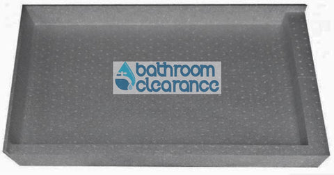 1200X900 LEFT HAND WALL TILE TRAY - Bathroom Clearance