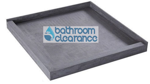 900X900 SQUARE TILE TRAY - Bathroom Clearance