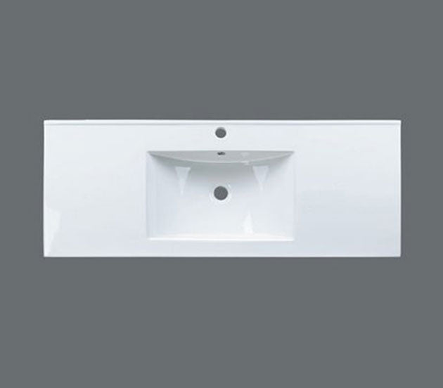1200 CERAMIC WAVE TOP SINGLE - Bathroom Clearance