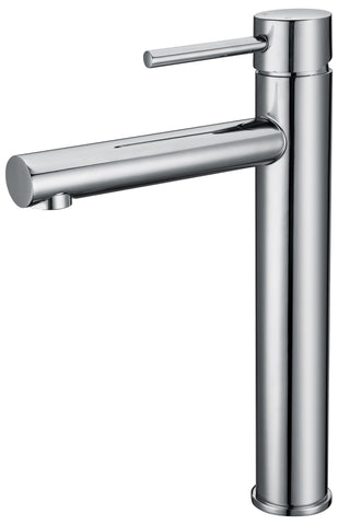 CECINA TALL BASIN MIXER - CHROME - Bathroom Clearance