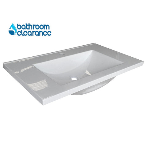 750 Polymarble Vanity top - Bathroom Clearance