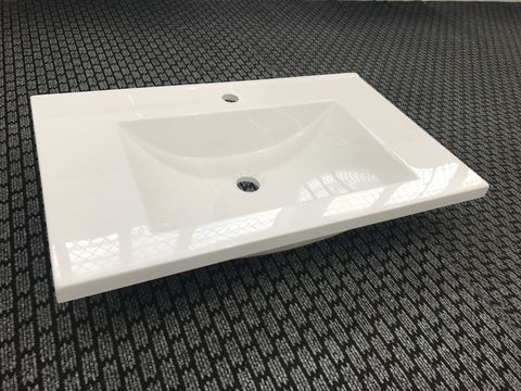 900 POLYMARBLE 30MM TOP - Bathroom Clearance