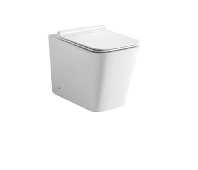 IRA WALLHUNG PAN WITH SOFT CLOSE SEAT - Bathroom Clearance