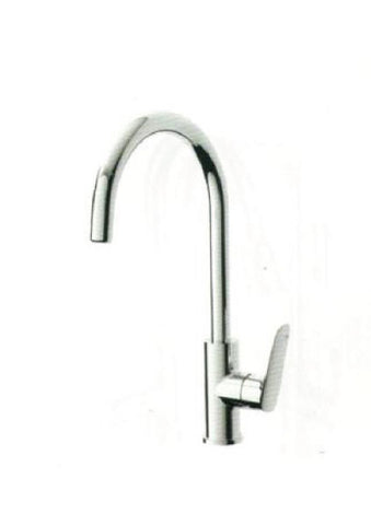 Gooseneck Kitchen Tap/Mixer - Bathroom Clearance