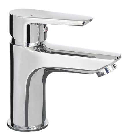 AQUATICA SALUTO BASIN MIXER - ALL PRESSURES - Bathroom Clearance