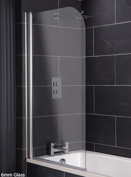 SHOWER OVER BATH SCREEN - ONE PANEL - Bathroom Clearance