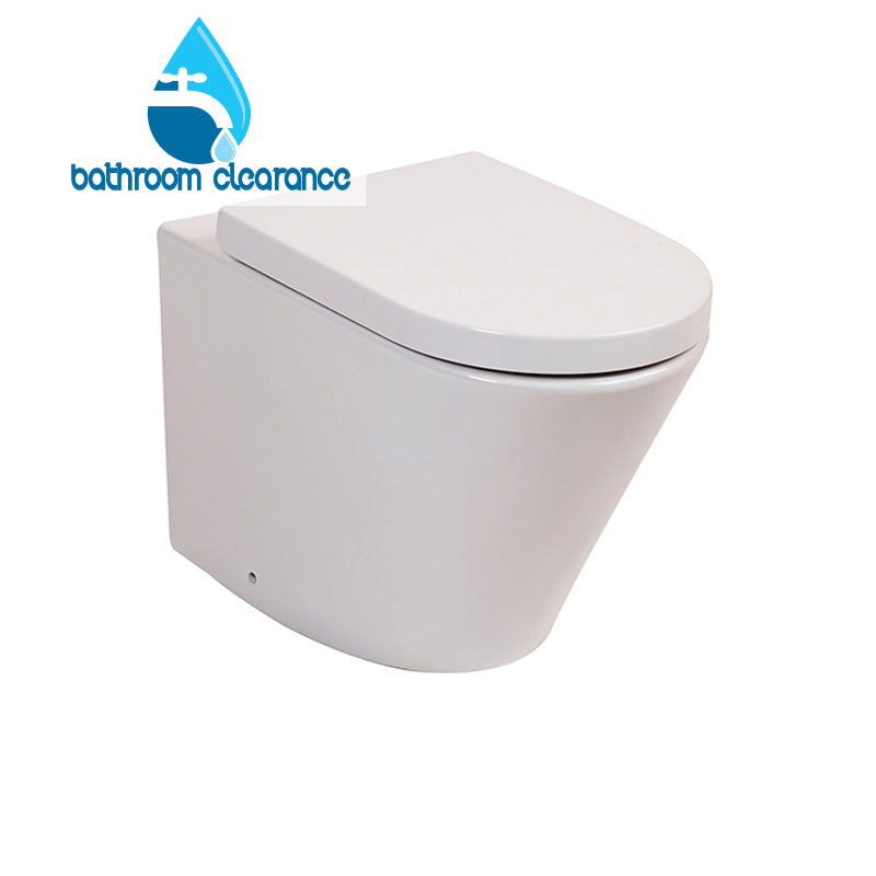 ARCO FLOORSTANDING IN-WALL PAN - bathroom-clearance-limited