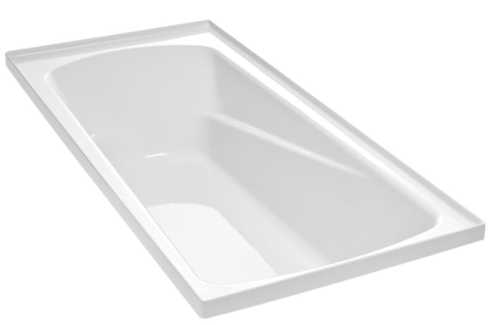 ENGLEFIELD DUO II Rectangular Bath 1670mm - Bathroom Clearance
