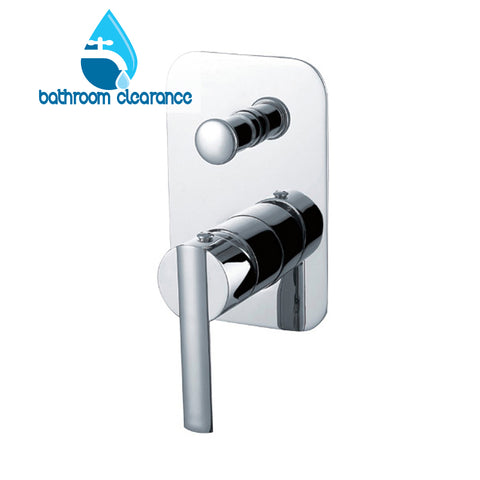 LECCO DIVERTER SHOWER/BATH MIXER - Bathroom Clearance