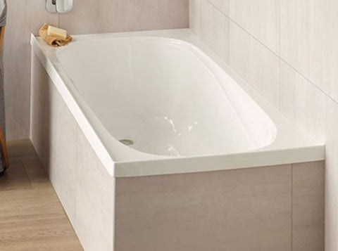 PACIFIC DROP IN BATH SQUARE 1655 - Bathroom Clearance