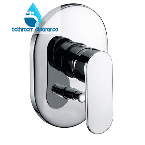 PAVIA DIVERTER SHOWER/BATH MIXER - Bathroom Clearance