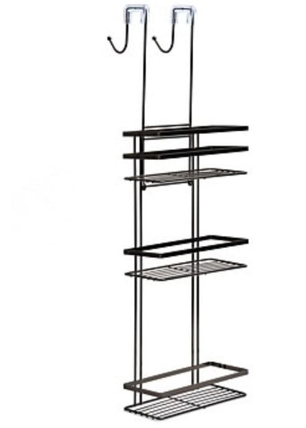 Yatin  2 Tier Wire, Basket - Bathroom Clearance
