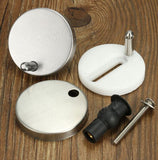 Universal Rubber Toilet Fixing Kits Parts - Bathroom Clearance