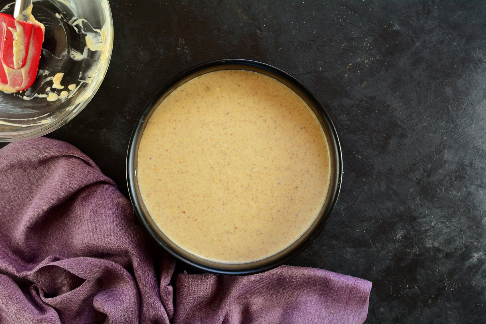 Maca Pistachio Cheesecake - Mix