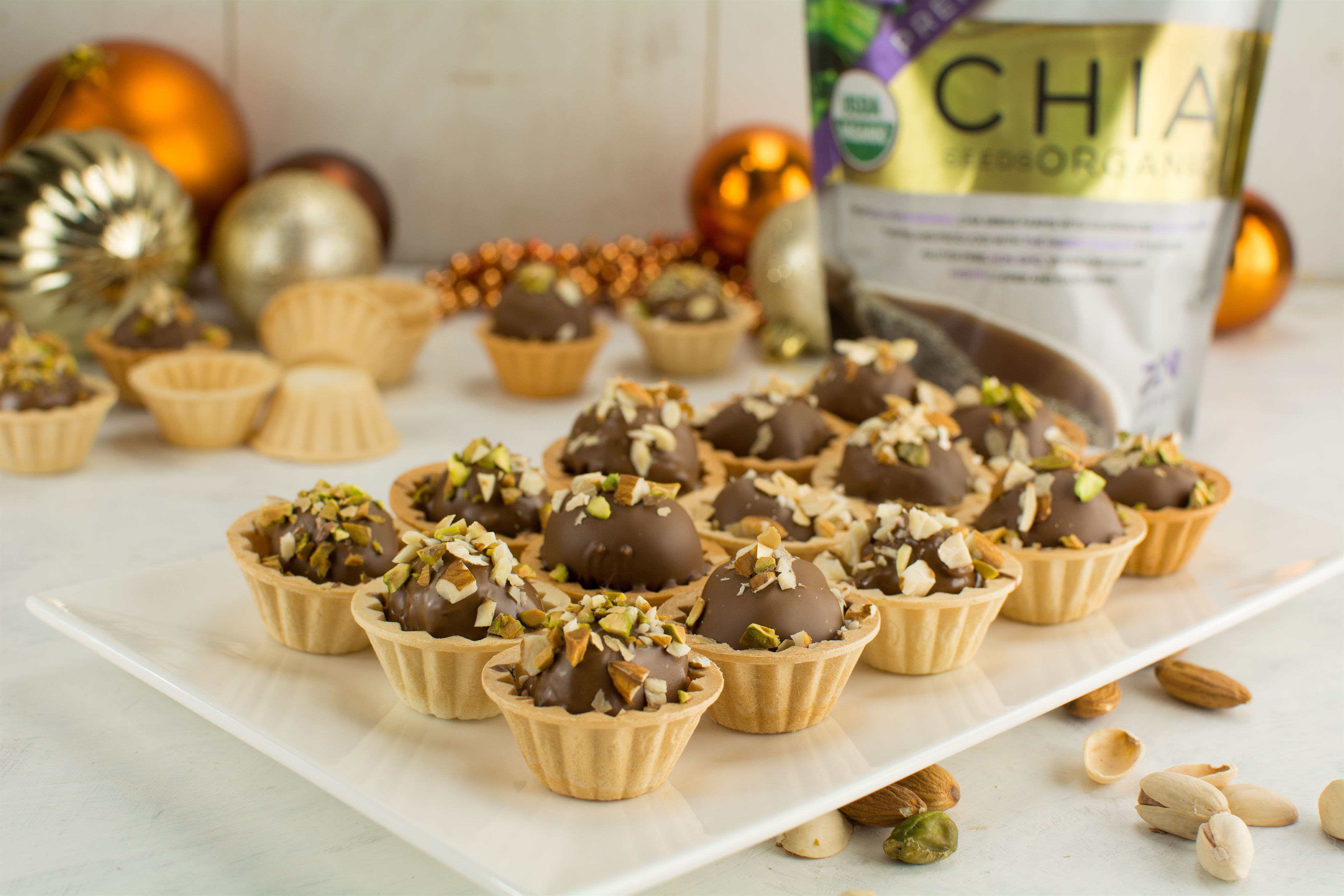 Chocolate Chia Truffles1