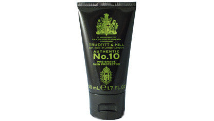 Truefitt & Hill Authentic No. 10 Pre-Shave Skin Protector