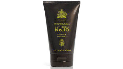 Truefitt & Hill Authentic No. 10 Sensitive Shaving Gel