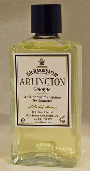 D.R. Harris Arlington Cologne 50ml, 100ml or 150ml