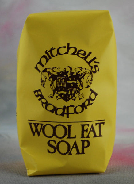 Mitchell's Wool Fat Soap Bath and Hand Size