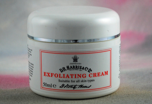 D.R. Harris Exfoliating Cream