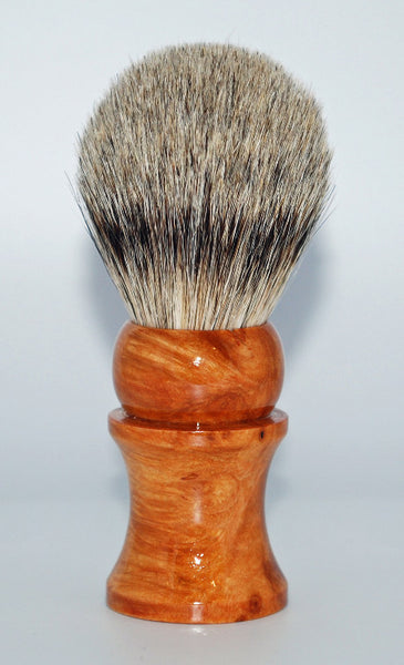 Straight Razor Designs Silver Tip Shaving Brush #1