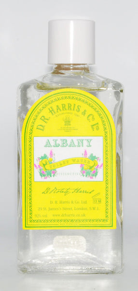 D.R. Harris Albany Cologne 50ml, 100ml or 150ml