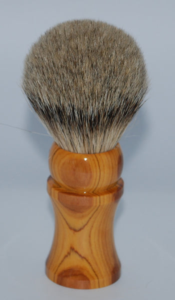 Straight Razor Designs Silver Tip Shaving Brush #3