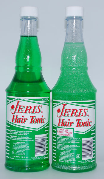 Jeris Hair Tonic & Hair Tonic with Oil
