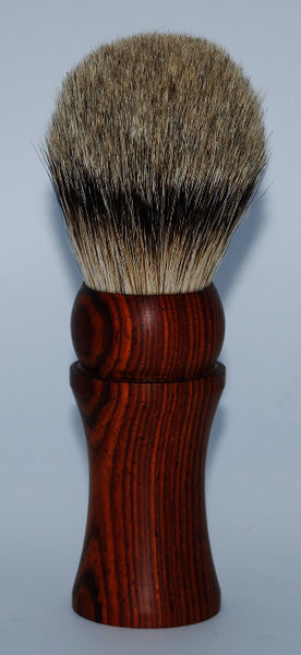 Straight Razor Designs Silver Tip Shaving Brush #4