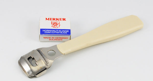 Merkur Calaus and Corn Remover