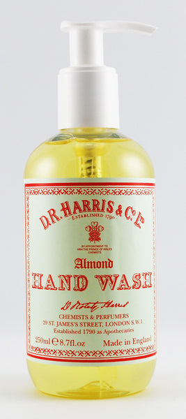 D.R. Harris Almond Liquid Hand Wash
