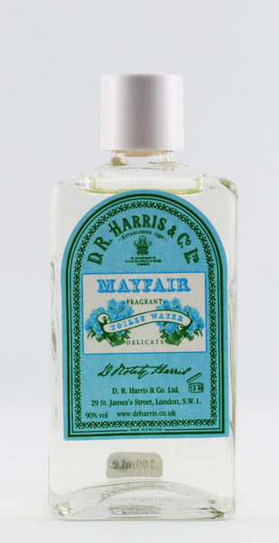 D.R. Harris Mayfair Cologne 50ml, 100ml or 150ml