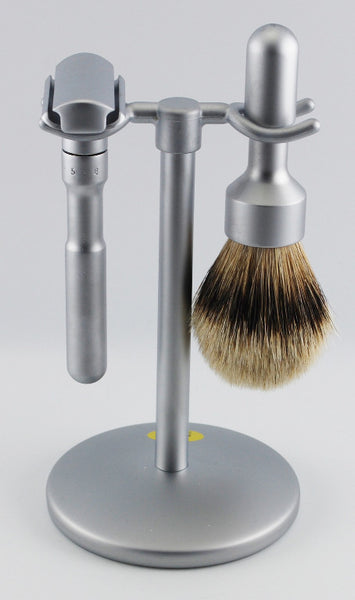 Merkur Satin Futur 3 Piece Razor Set