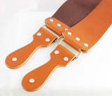 "Straight Razor Designs 3"" Premium I Leather Strop"