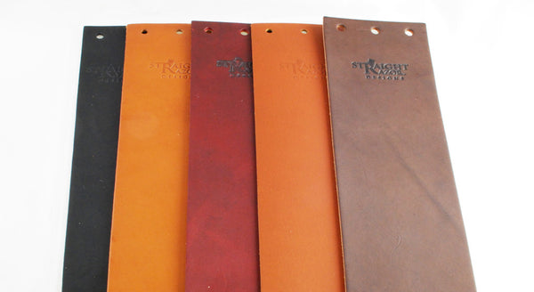 Straight Razor Designs Leather Strop Replacement
