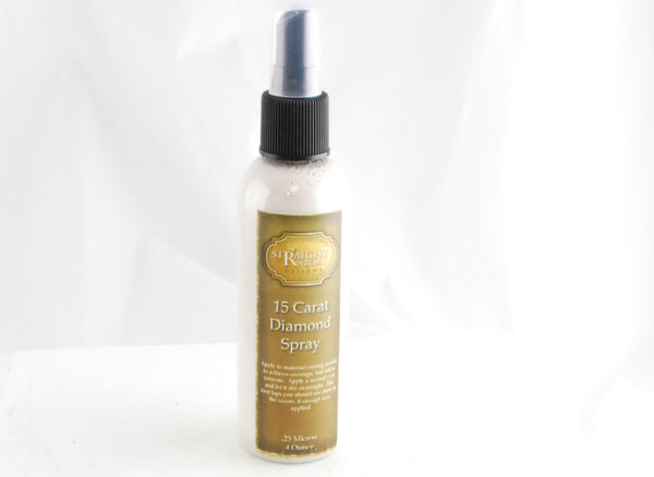 15 Carat .25 micron  Diamond Spray 4 oz. or 8 oz. Spray Bottle