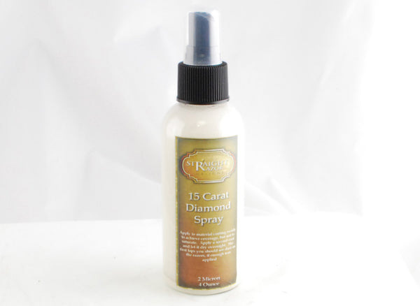 15 Carat 2.0 micron  Diamond Spray 4 oz. or 8 oz. Spray Bottle