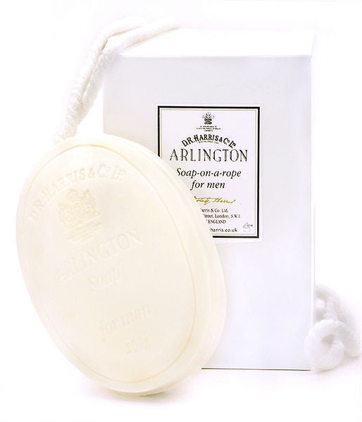 D. R. Harris Arlington Bath Soap on a Rope
