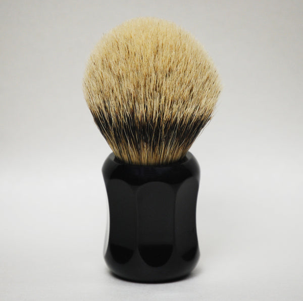 Heinrich L. Thater Series 4125/2 B 26mm Finest Badger Silver Tip