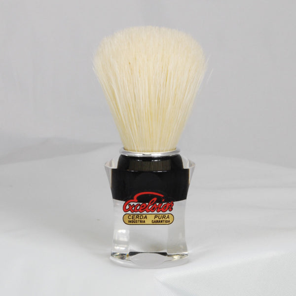 Semogue 610 Black Pure Bristle Shaving Brush
