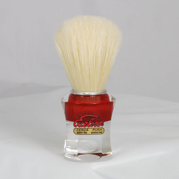 Semogue 610 Red Pure Bristle Shaving Brush