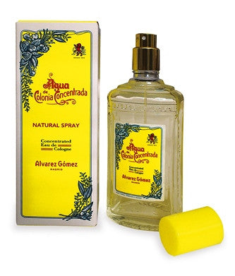 Alvarez Gomez Agua de Colonia Concentrada 80ml Spray