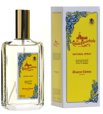 Alvarez Gomez Agua de Colonia Concentrada 150ml Spray