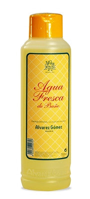 Alvarez Gomez Agua de Colonia Concentrada Bath Splash 750ml