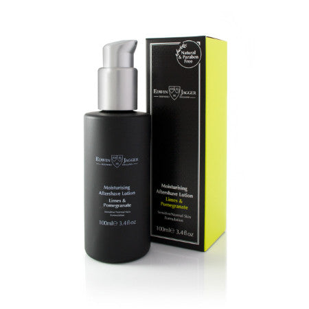 Edwin Jagger Limes & Pomegranate Aftershave Lotion