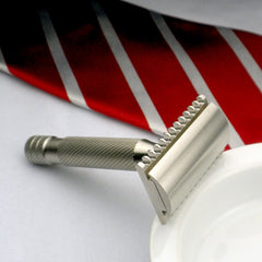 Above The Tie Atlas H2 Open Comb Double Edge Safety Razor - Straight Razor Designs